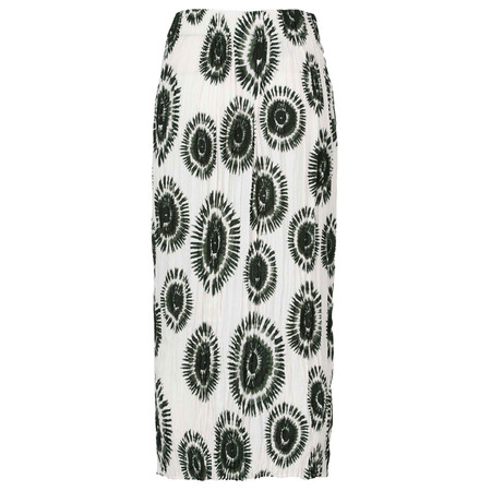 Masai Clothing Sidse Crinkled Skirt - Green