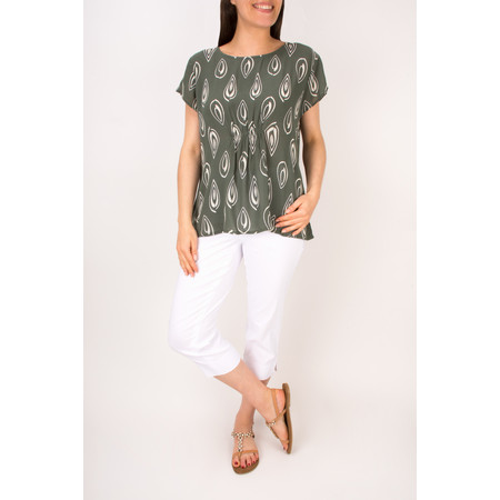 Masai Clothing Delight Top - Green