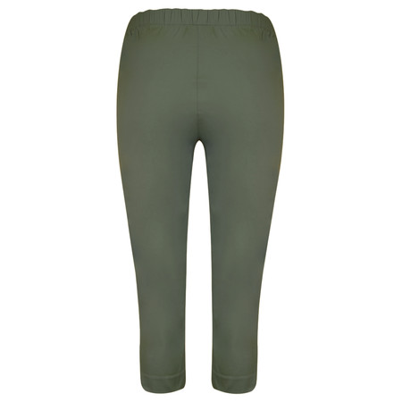 Masai Clothing Paba Capri Trousers - Green