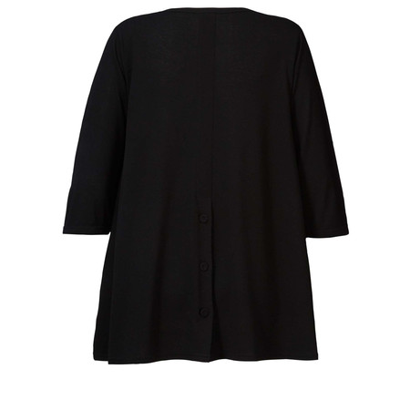 Masai Clothing Dolores A shape Top - Black