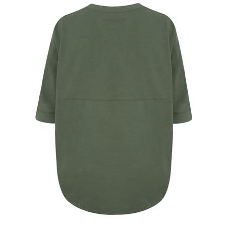 Masai Clothing Dima Oversized Top - Green