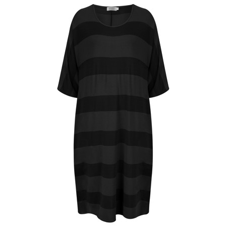 Masai Clothing Nabita Straight Dress - Black
