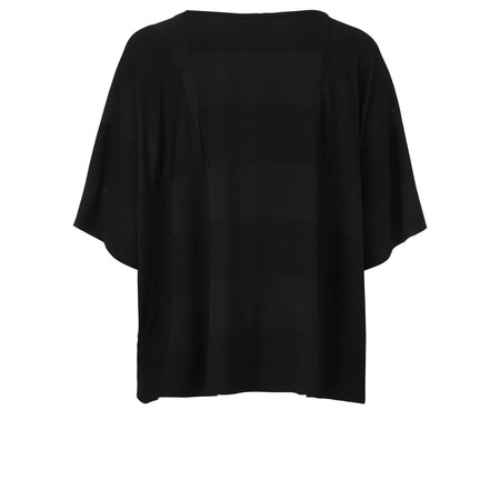 Masai Clothing Dafna Oversized Top - Black