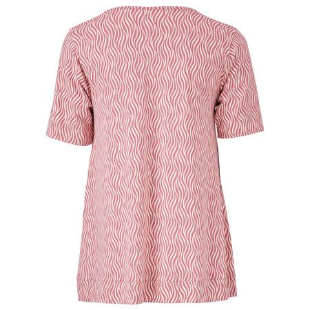 Masai Clothing Dorsy A-shape Top - Pink