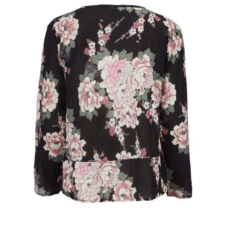 Masai Clothing Daisy A-shape Top - Pink