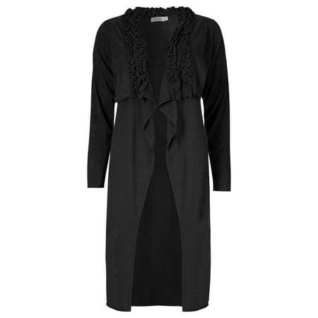 Masai Clothing Laryn Cardigan  - Black