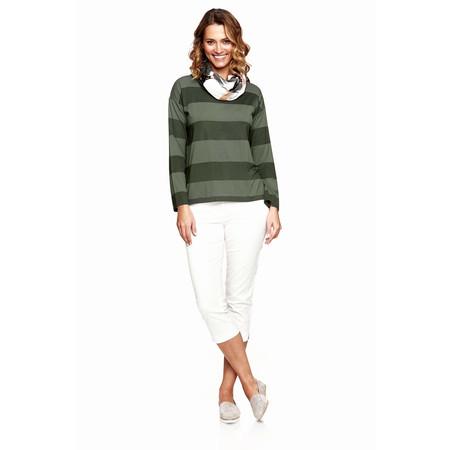Masai Clothing Doria A-shape Top - Green