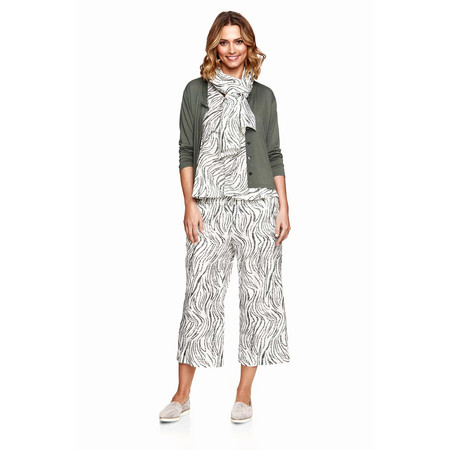 Masai Clothing Pas Smock Culotte  - Green