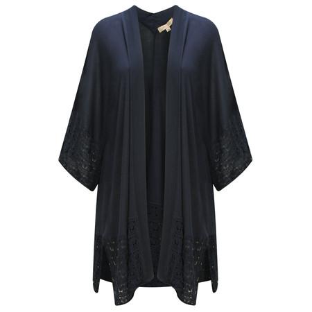 Great Plains Luelle Kimono - Blue