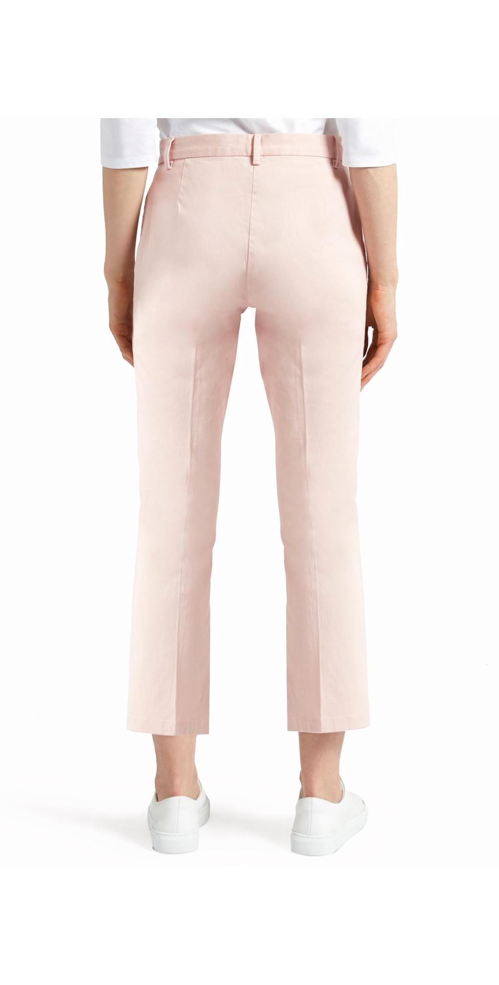 Suki Stretch Crop Flare Trouser main image
