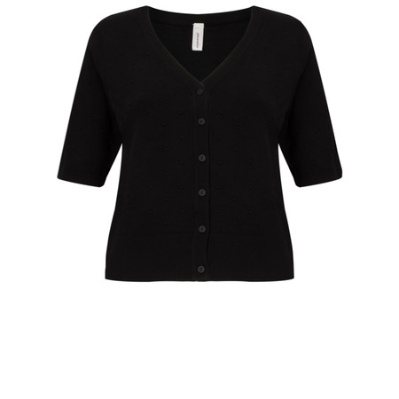 Soyaconcept Dollie 473 Cardigan - Black
