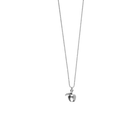 Hult Quist  Apple Short Necklace - Metallic