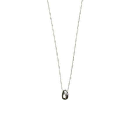 Hult Quist  Soul Safari Drop Short Necklace - Metallic