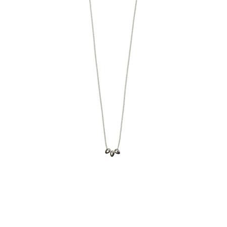 Hult Quist  Soul Safari Multi Drop Necklace - Metallic