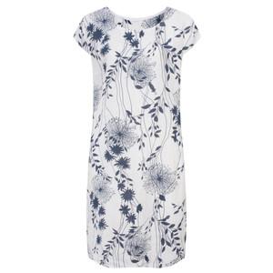 TOC  Daisy Printed Linen Dress