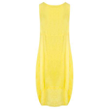 TOC  Demelza Linen Dress - Yellow