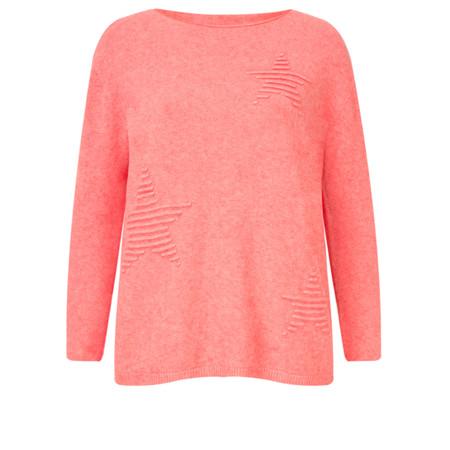 TOC  Jodey Multi Star Knit - Orange
