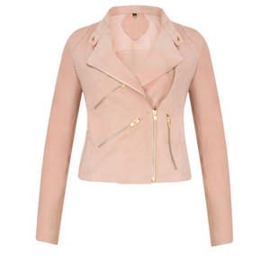 Fab By Danie Paris Suede Jacket