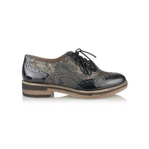 Tamaris  Brogue Lace Up Shoe