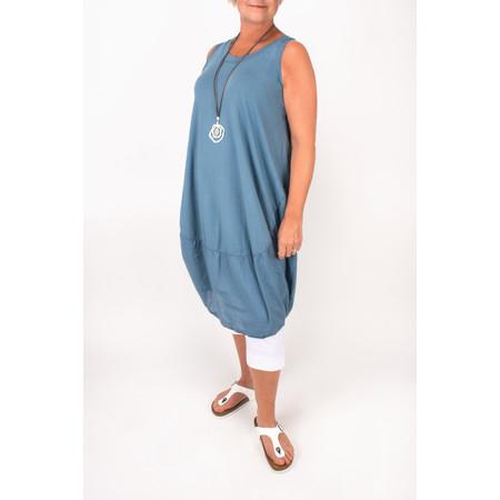 TOC  Demi Easyfit Jersey Dress - Blue