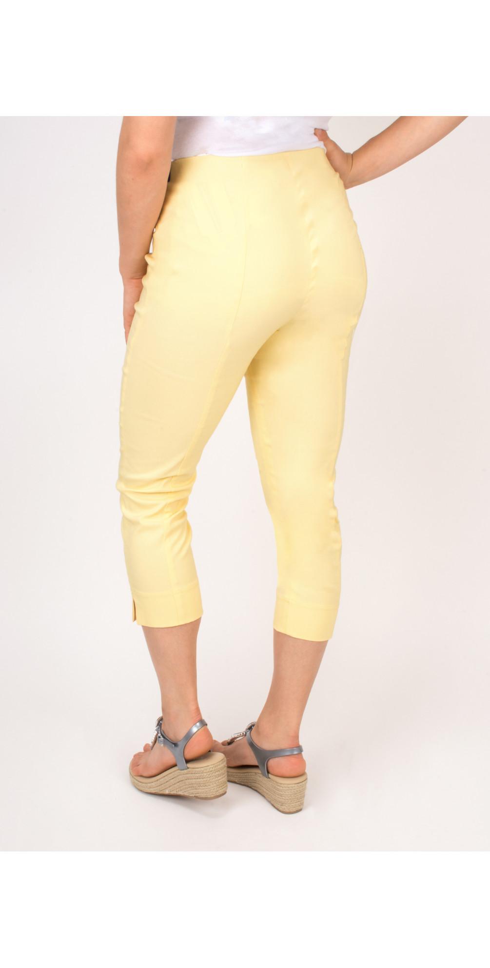 Rose 07 Slimfit Cropped Trouser main image