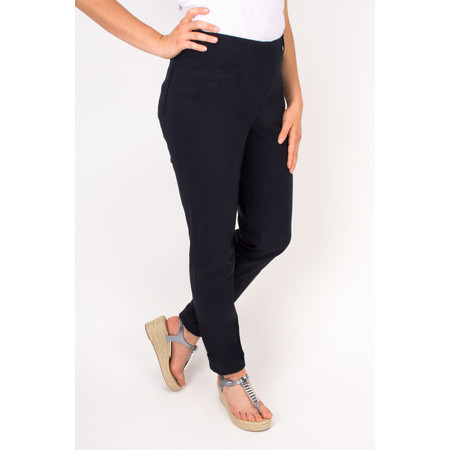 Robell Trousers Bella 78cm Slim Fit Trouser - Blue