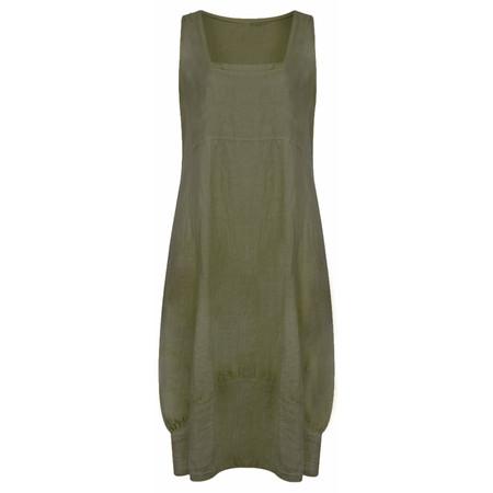 TOC  Demelza Linen Dress - Beige