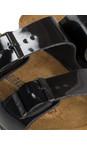 Birkenstock Black  Arizona Patent Sandal