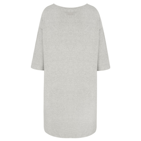 Great Plains Essentials Kitten Soft Dress - Grey