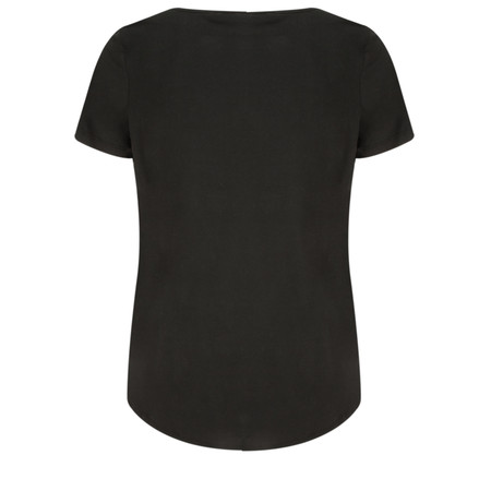 Great Plains Essentials Boyfriend Top - Black