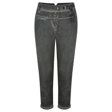 Sandwich Clothing Cotton Twill Trouser Jean - Grey