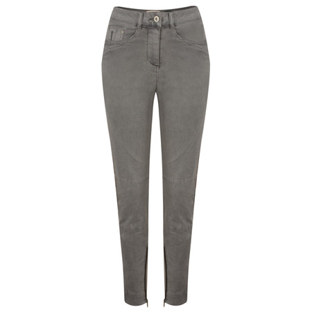 Sandwich Clothing Soft Fine Twill Jean - Grey