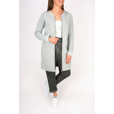 Sandwich Clothing French Terry Jacket - Grey