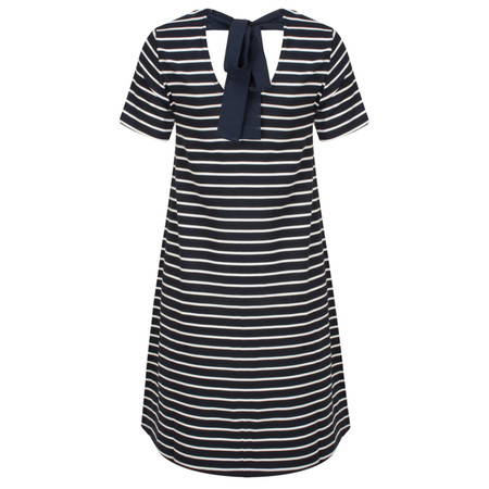 Great Plains Essentials Interlock Dress - Blue
