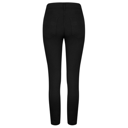 Great Plains Essentials Soft Stretch Denim Trouser - Black