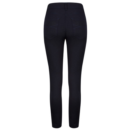 Great Plains Essentials Soft Stretch Denim Trouser - Blue