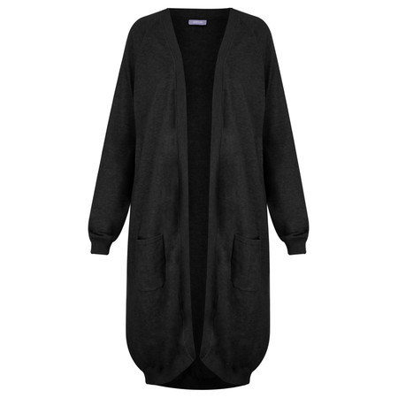 Gemini Woman Claire Cardigan - Black
