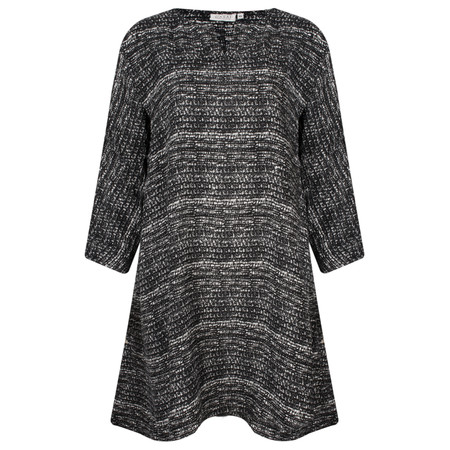 Masai Clothing Glory A-Shape Tunic - Black
