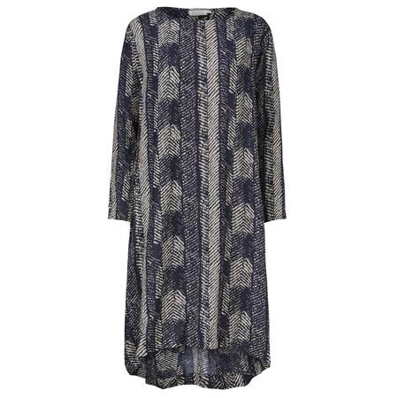 Masai Clothing Nikita Dress - Blue