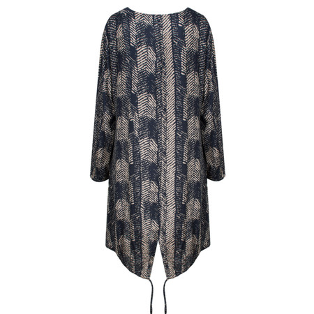 Masai Clothing Glonna Tunic Dress - Blue
