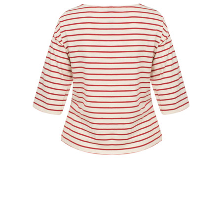 Great Plains Take It Easy Belted Top - Multicoloured