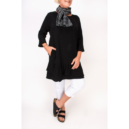 Masai Clothing Gylva Tunic - Black