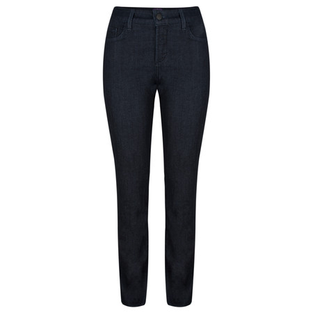 NYDJ Samantha Slim Fit Jeans - Blue
