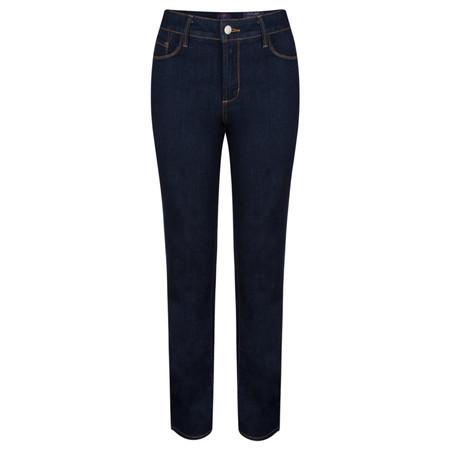 NYDJ Sheri Slim Fit Jeans - Blue