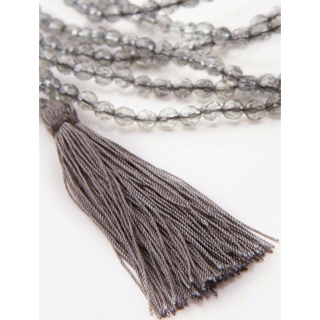 Masai Clothing Adelphia Necklace - Grey