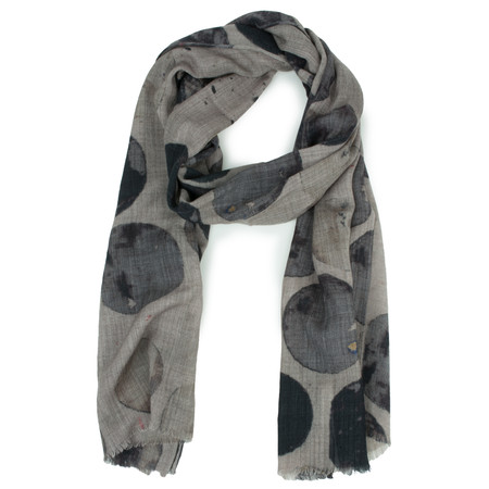 Masai Clothing Ally Wool Scarf - Beige