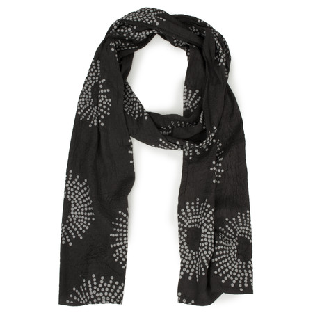 Masai Clothing Along Dotted Scarf - Beige