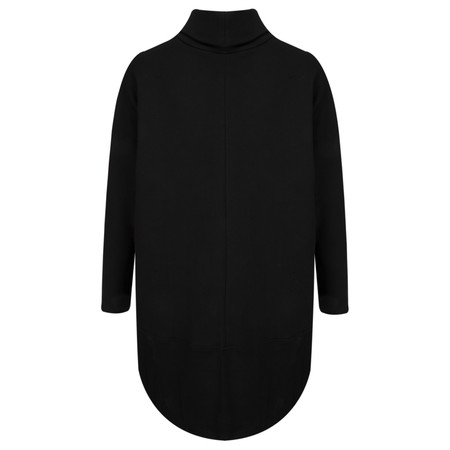 Masai Clothing Graziel Oversized Tunic - Black