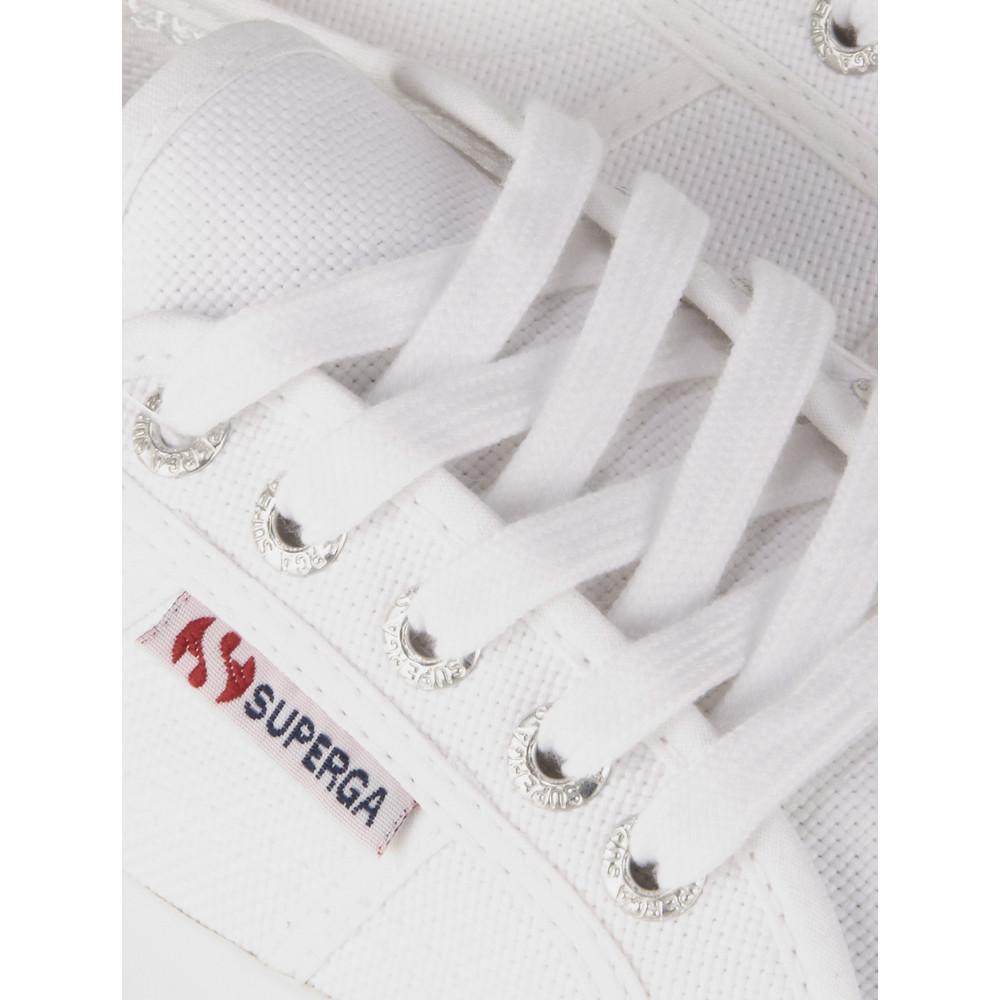 Superga Classic White 2750 Cotu Shoe White