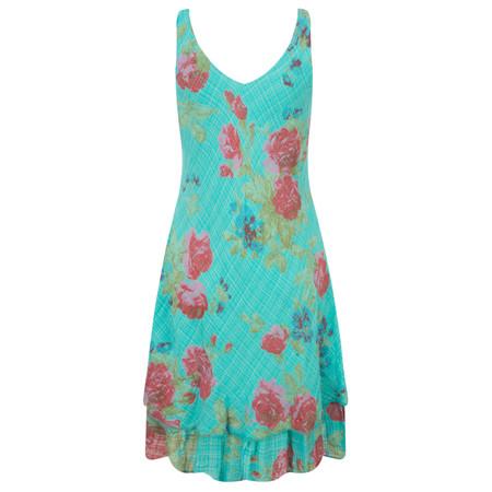 TOC  Destiny Rose Sundress - Blue
